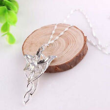 Personality Lord of the Rings Arwen's Evenstar Pendant Necklace  Fashion Jewelry