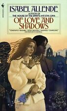 Of Love and Shadows Isabel Allende Paperback