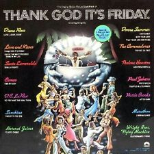 Thank God It's Friday: Original Soundtrack - LP (3) 1978