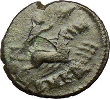 Constantine I  337AD Ancient Roman Coin Christian Deification Horse  i29290