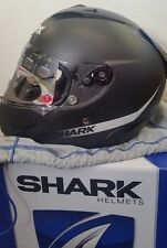 Shark Race R Pro Carbon Skin Motorcycle Race Helmet Size Small S - BNIB -EX DEMO