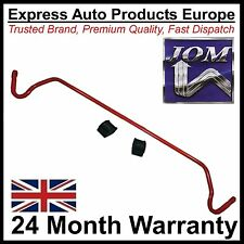 Anti Roll Bar Sway Bar 21mm thick Heavy Duty Red VW GOLF MK4 Bora