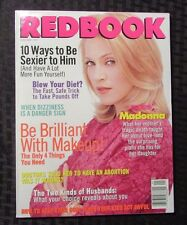1997 REDBOOK Magazine January MADONNA Cover NM
