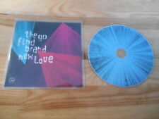 CD Pop The Go Find - Brand New Love (10 Song) MORR MUSIC