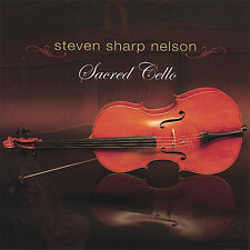 Steven Sharp Nelson - Sacred Cello [New CD]