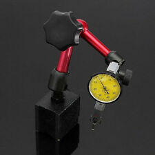 Magnetic Base Holder for Digital Level Dial Test Indicator with Stand