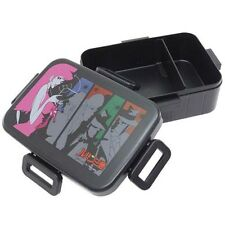 Lupin The 3rd Fujiko Bento Japanese Lunch Box Food Container 4 Lock Japan Made