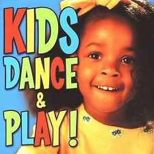 Kids Dance & Play, Songs Just for Kids, Free Shipping USA, P-308