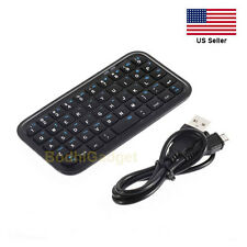 Mini Wireless Bluetooth 3.0 Keyboard For PC Android TV XBox PS3 Phone
