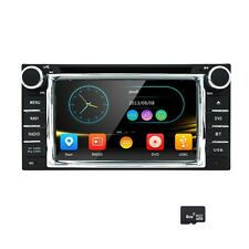 7603AU Car DVD Player GPS 3G DTV-IN For TOYOTA COROLLA EX RAV4 VIOS HILUX PRADO