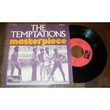 THE TEMPTATIONS - Masterpiece French PS 7' Soul Funk Tamla Motown 73'