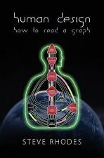 Human Design: How to Read a Graph by Steve Rhodes (2015, Paperback)