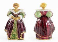 VERTUNNI Figurine ANNE d'AUTRICHE / antique toy soldier