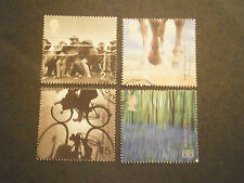 """2000 GB STAMPS """"STONE AND SOIL""""-FINE USED"""