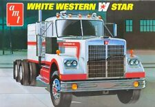 AMT [AMT] 1:25 White Western Star Plastic Model Kit 724 AMT724