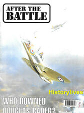 After The Battle Douglas Bader Hurricane Spitfire Australia POW Colmar Pocket