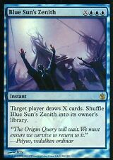 Blue Sun 's zenith foil | nm | sitiado besieged | Magic mtg