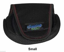 Jigging World Small Spinning Reel Pouch Cover Shimano Stella 1000FE reels new!
