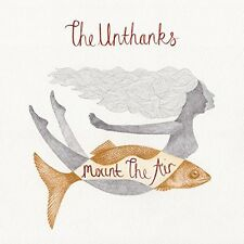 Mount The Air - Unthanks (2015, CD NIEUW)