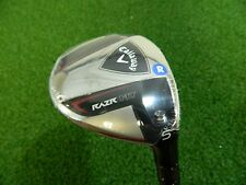 NEW RH CALLAWAY RAZR FIT 18* 5 FAIRWAY WOOD 60G REGULAR FLEX GRAPHITE RAZRFIT