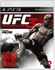 Playstation 3 UFC Undisputed 3  Gebraucht Neuwertig