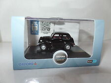 Oxford 76FP003 FP003 1/76 OO Scale Ford Popular 103E Black