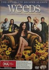 Weeds the Complete Second Season 2-Disc Set Region 4 DVD VGC