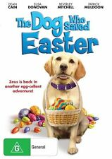 Dog Who Saved Easter, the NEW R4 DVD