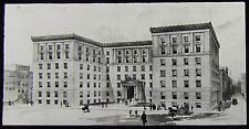 Glass Magic Lantern Slide NEW BOARD OF TRADE BUILDING C1900  MONTREAL CANADA