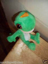 GEICO VEHICLE HOUSE INSURANCE PLUSH DOLL FIGURE MASCOT GECKO LIZARD COMMERCIAL