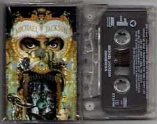 "Michael Jackson ""Dangerous"" Cassette 1991 EPIC Free Shipping in USA"