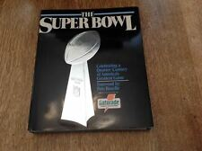 1990 The Super Bowl Celebrating Americas Greatest Game NFL FWD by Pete Rozelle