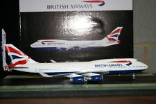 Gemini Jets 1:200 British Airways Boeing 747-400 G-BYGE (G2BAW634)