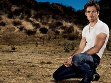Chris Pine A4 Photo 6