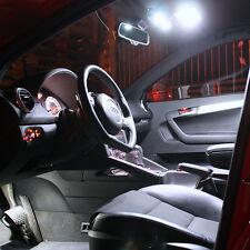 VW Passat 3B 3BG Innenraumbeleuchtung Set 13 LED SMD Check Widerstand weiß