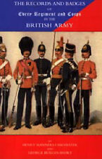 Records and Badges of Every Regiment and Corps in the British Army 2003, Burges-