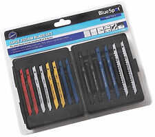 14 Piece Jigsaw Blade Set for metal wood and plastic  U SHANK fitting