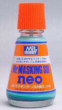 Mr Hobby Gunze Sangyo Masking Sol Neo M132 25ml for Plastic Model Kits