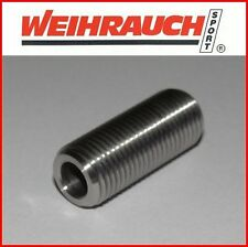 "1/2"" UNF Silencer Adapter to Fit Weihrauch HW100 (FSB) Air Arms S510 & TX200"