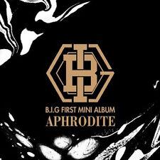 B.I.G - [APHRODITE] 1st Mini Album CD + Photo Book K-POP Sealed Idol