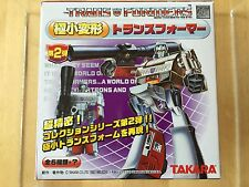 Transformers G1 2004 WST OPTIMUS PRIME MIB takara series 2