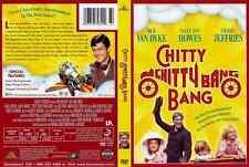 BRAND NEW Rare Full Frame Chitty Chitty Bang Bang DVD DICK van DYKE SALLY HOWELL
