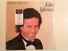 JULIO IGLESIAS 1100 Bel Air Place LP Columbia QC 39157 FACTORY SEALED w/ sticker