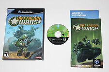 Battalion Wars (Nintendo GameCube, 2005) Complete -  TESTED
