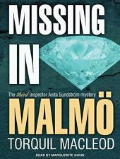 Missing in Malmö: The Third Inspector Anita Sundstrom Mystery (Inspector Anita