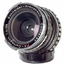 Schneider 35mm F4.0 PA Curtagon M42 Zeiss M42 screw mount   This is a very unusu