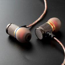 Kz - ED2 Deporte Auriculares Estéreo Música Metal Pesado Bajos Sonido