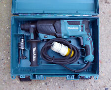 Makita HR2630, 3 Mode SDS Rotary Hammer Drill 110Volt + Hex Chuck