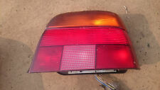 BMW E39 5 SERIES PRE FACELIFT O/S REAR LIGHT UNIT WITH BULB HOLDER COMPLETE