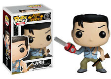 Funko Pop! Evil Dead Army of Darkness ASH Pop! Vinyl Figure NEW & IN STOCK NOW